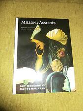 Catalogue Millon & Associes Art moderne et contemporain juin 2007