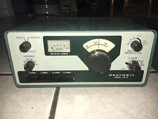 Heathkit HW-8 QRP Radio  with the Heathkit Power Supply, see pics
