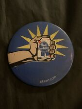 New listing Pabst Blue Ribbon Beer -Pbr Art Pinback Button Pin