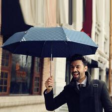 Men's Business Windproof Anti UV Rain/Sun Folding Full Automatic Umbrella