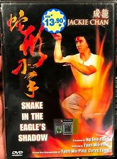 Snake in the Eagle's Shadow 蛇形刁手 (Film) ~ DVD ~ English Sub ~ Jackie Chan Movie