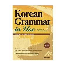 Korean Grammar in Use: Beginning to Early Intermediate