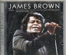 CD 20 T JAMES BROWN /  TRY ME / SUPER BAB / SEX MACHINE  DE 2007  NEUF SCELLE
