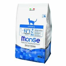 Monge Natural Superpremium Urinary 400 Gr Crocchette Per Gatti