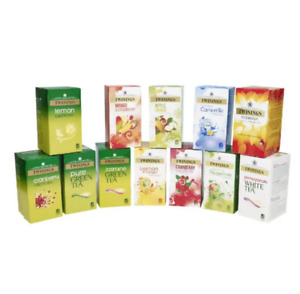 Twinings Herbal Infusion Tea Bags Variety (Pack of 240) Free Next Day Delivery