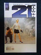 Wildstorm Comics 2002 # 2 21 Down The Conduit