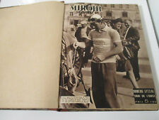 Miroir Sprint 1946 numéro spécial tour de l'ouest et n°1 à 23 de nouvelle série
