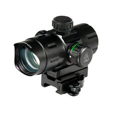 UTG Green Red Dot Sight w/ Quick Detach Mount Fits New 2018 Ruger PC PC9 Carbine