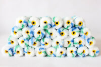 """120Pcs Mini Rollers 4 Inch Painting Roller Covers 1/2"""" Nap Durable Roller Brush"""