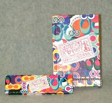 Coach Poppy Notebook And Pencil Set