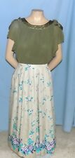 Awesome & Classic Vintage Bobbie Brooks Skirt Size Small (4/6) Vintage Sizing