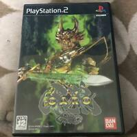 PS2 Game OUGON KISHI GARO NTSC-J Japan PlayStation 2 Golden