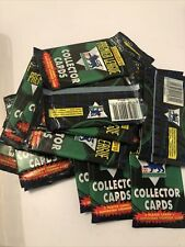 Merlins Premier League Collector Cards . 23 Sealed Unopened Packs Packets