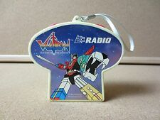 Vintage Voltron Defender of the Universe 1980 80s Cartoons AM Radio Rare (PG1204