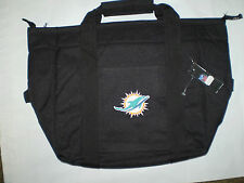 NFL MIAMI DOLPHINS  COOLER BAG  12 CANS FIT INSIDE NEW NWT