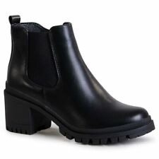 Ladies Ankle Boots Chelsea Boots Platform Boots Ankle Boots Trendy