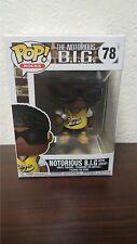 Funko Pop! Rocks Notorious B.I.G with Jersey #78