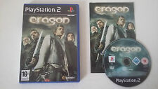 ERAGON - SONY PLAYSTATION 2 - JEU PS2 COMPLET
