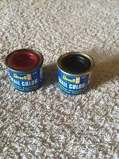 2 X Revell Email Color Paint - SM 331 & Matt 8 - 14ml Tin