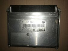 Calculateur ECU BOSCH 0281001445 DDE 7785098 BMW E46 320d 136ch