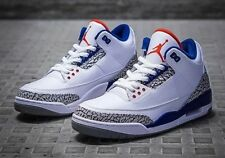 Nike Air Jordan 3 True Blue OG NikeAir 2016 With Receipt III Retro 854262-106 DS