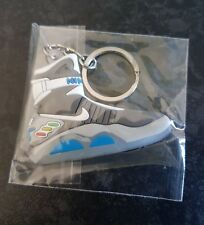 Back to the Future Nike Trainer Keyring - Glow in the Dark ..