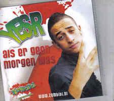 Yes R-Als Er Geen Morgen Was Promo cd single