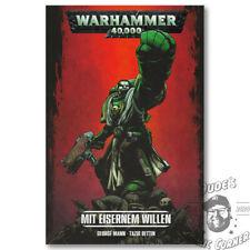 Panini Comics Warhammer 40.000 #1 – Mit eisernem Willen Comic 40K Paperback NEU
