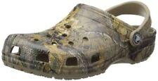 Crocs FTwear crocs Mens 15581 Realtree Xtra Clog,Khaki,13 M US