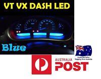 VT VX DIY Commodore Bright Blue LED Dash Bulbs KIT LED Berlina Calais