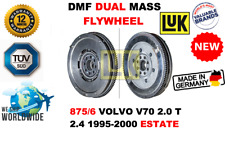 FOR 875/6 VOLVO V70 2.0 T 2.4 1995-2000 ESTATE NEW DMF DUAL MASS FLYWHEEL