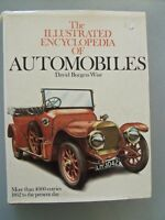 THE ILLUSTRATED ENCYCLOPEDIA OF AUTOMOBILES BY DAVID BURGESS WISE PRINTED 1979
