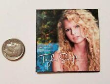 Miniature record Ag Barbie Gi Joe 1/6 Playscale Taylor Swift Doll Tim McGraw