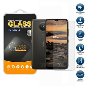Tempered Glass Screen Protector For Nokia 1.4