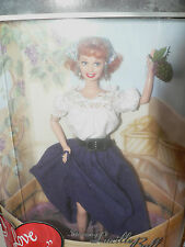 I Love Lucy Barbie Lucy'S Italian Movie In Box