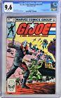 S193. G.I. JOE A REAL AMERICAN HERO #14 Marvel CGC 9.6 NM (1983) 1st App DESTRO