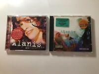 Alanis Morissette Two CD Lot - So Called Chaos and Jagged Little Pill