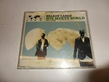 CD  Walkin' Large  – Boy Meets World