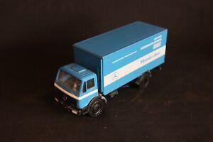 Conrad Mercedes-Benz Truck Mercedes-Benz Onderdelen Express 1:50 #3038 (J&KvW)