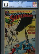 Superman #249   (1st Terra-Man)   CGC 9.2  OW-WP