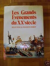 Les Grands évènements du XX° siècle     1980