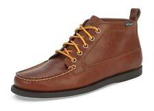 Men's * Eastland * Seneca Camp Moc Toe Chukka Boot Tan Leather