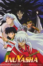 Poster :Anime Manga: InuYasha - Group Scene - Free Shipping ! #3366 Rp60 X