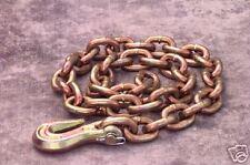 "Mo-Clamp 3/8"" x 8' Chain w/ Grab Hook"