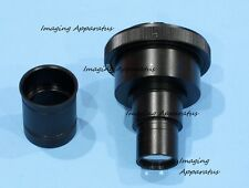 SONY DSLR/SLR Camera Lens Adapter for C-mount Trinocular Microscopes