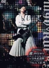 Miyavi In Dvds Blu Ray Discs For Sale Ebay