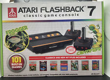 Atari Flashback 7 Classic Game Console 101 Built-in Games ~ (Never Used)!!