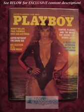 PLAYBOY March 1977 LILLIAN MULLER NICKI THOMAS DAVID MAMET PAUL THEROUX