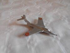 Vintage Solido Aircraft Barroudeur Jef fighter plane 1/150