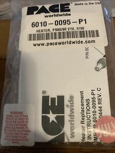 Pace 6010-0095-P1 Heater Assembly for PS80/90 21V, 51W Soldering Iron -WE EXPORT